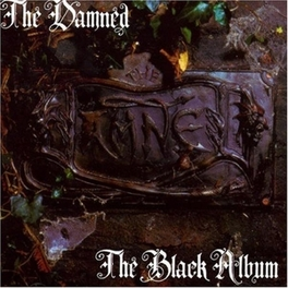BLACK ALBUM -DELUXE/LTD- LIMITED EDITION COLLECTORS HARDCOVER SLEEVE EDITION DAMNED, Vinyl LP