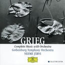COMPLETE MUSIC WITH ORCH. GOTHENBORG S.O./NEEME JARVI