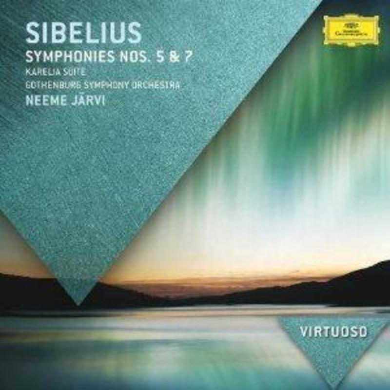 SYMPHONIES NO.5 & 7 GOTHENBORG S.O./NEEME JARVI SIBELIUS, J., Audio Visuele Media