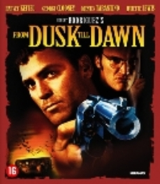 From dusk till dawn 1, (Blu-Ray) W/GEORGE CLOONEY, HARVEY KEITEL, QUENTIN. MOVIE, BLURAY
