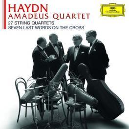 27 STRING QUARTETS AMADEUS QUARTET Audio CD, J. HAYDN, CD