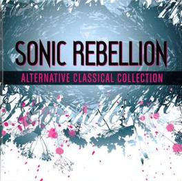 SONIC REBELLION FT. WORKS BY PHILIP GLASS/JOHN CAGE/TERRY RILEY A.O. V/A, CD
