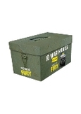 War box (incl. Fury), (DVD)