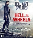 Hell on wheels - Seizoen 4,...