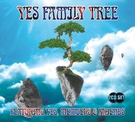 YES FAMILY TREE V/A, CD