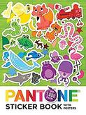 Pantone: Sticker Book with...