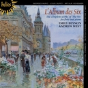 COMPLETE WORKS OF THE SIX HONEGGER/POULENC/AURIC...