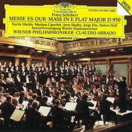 MASS IN E FLAT MAJOR D950 PITA/HOLL/HADLEY/WP/ABBADO Audio CD, F. SCHUBERT, CD