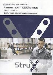 Assistent logistiek: deel 1 ontvangt goederen/producten ontvangt goederen/producten, Marien Kempeneers, Hardcover