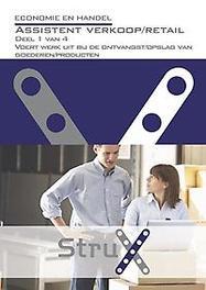 Economie en handel: Assistent verkoop/retail Deel 1 van 4 voert werk uit bij de ontvangst/opslag van goederen/producten, Kempeneers, Marien, Paperback