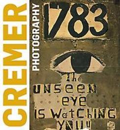 Cremer - Unseen eye unseen eye : ik observeer en ben onzichtbaar, Ralph Keuning, Paperback