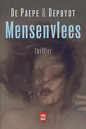 Mensenvlees thriller, Paepe, Herbert De, Paperback