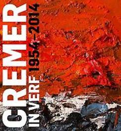 Cremer in verf 1954-2014 Simon Vinkenoog, Paperback
