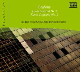 PIANO CONCERTO NO.2 POLISH NAT.R.S.O./IDIL BIRET J. BRAHMS, CD
