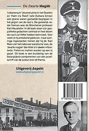 De zwarte magiër karl Haushofer, zijn invloed op Hitler en de kruistocht voor 'Lebensraum', Pierik, Perry, Paperback