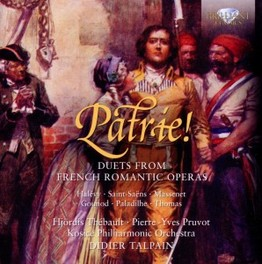 PATRIE!:DUETS FROM FRENCH KOSICE P.O./DIDIER TALPAIN V/A, CD