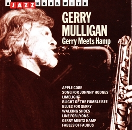 GERRY MEETS HAMP Audio CD, GERRY MULLIGAN, CD