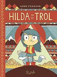 Hilda en de troll Hilda, Pearson, Luke, Hardcover