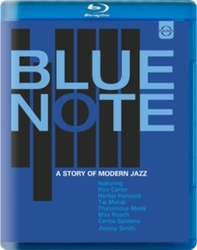 BLUE NOTE:A STORY OF..