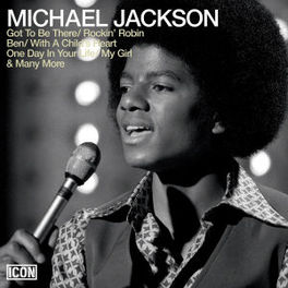 ICON MICHAEL JACKSON, CD