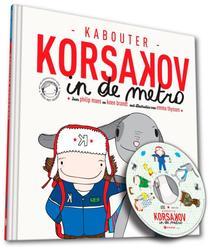 Kabouter Korsakov in de metro