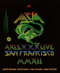 Asia - Axis Xxx Live In San...