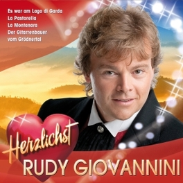 HERZLICHST RUDY GIOVANNINI, CD