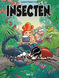 INSECTEN 02. DEEL 2 INSECTEN, Vodarzac, François, Paperback