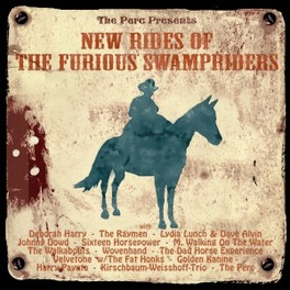 NEW RIDES OF THE FURIOUS SWAMPRIDERS V/A, Vinyl LP