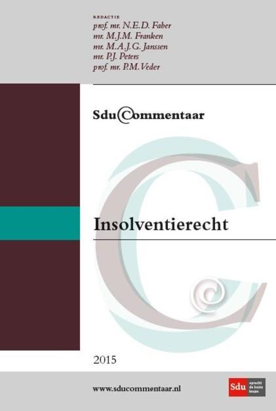 Insolventierecht: 2015. Paperback
