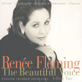 BEAUTIFUL VOICE ENGLISH CHAMBER ORCH/JEFFREY TATE Audio CD, RENEE FLEMING, CD