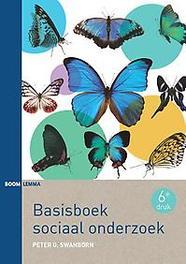 Basisboek sociaal onderzoek Swanborn, Peter, Paperback