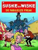 SUSKE EN WISKE 330. DE FABULEUZE FREAK