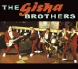 GISHA BROTHERS -DIGI- INCL.32PG. BOOKLET Audio CD, GISHA BROTHERS, CD