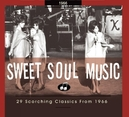 SWEET SOUL MUSIC 1966 29 SCORCHING CLASSICS//INCL.88PG. BOOKLET
