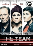 The team - Seizoen 1, (DVD) CAST: LARS MIKKELSEN, JASMIN GERAT, VEERLE BAETENS