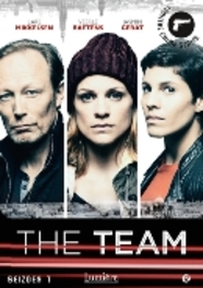 The team - Seizoen 1, (DVD) CAST: LARS MIKKELSEN, JASMIN GERAT, VEERLE BAETENS TV SERIES, DVDNL