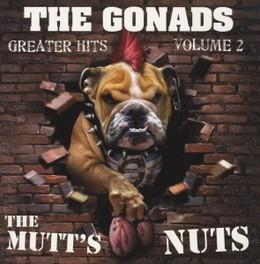 GREATER HITS VOL.2 GONADS, Vinyl LP