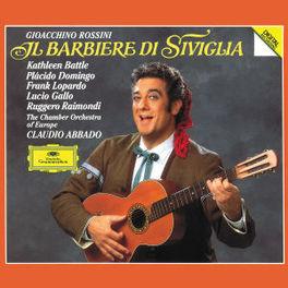 IL BARBIERE DI SIVIGLIA W/DOMINGO, BATTLE, LOPARD, ABBADO Audio CD, G. ROSSINI, CD