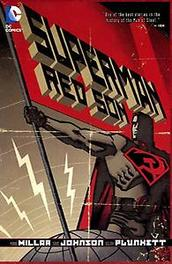 SUPERMAN RED SON HC01. ABSOLUTE rode zoon, Millar, Mark, Hardcover
