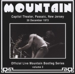 LIVE AT THE CAPITOL.. .. THEATRE 1973, BOORLEG SEROES VOL.3 MOUNTAIN, CD