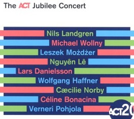 ACT JUBILEE CONCERT V/A, CD