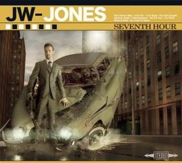 SEVENTH HOUR -DIGI- JW JONES, CD