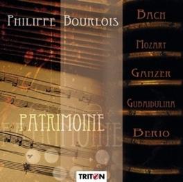 PATRIMOINE PHILIPPE BOURLOIS, CD