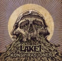 KONSPIRASJONER LAKEI, CD