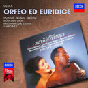 ORFEO ED EURIDICE MONTEVERDI CHOIR/ENGLISH BAROQUE SOLOISTS