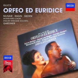 ORFEO ED EURIDICE MONTEVERDI CHOIR/ENGLISH BAROQUE SOLOISTS GLUCK, Audio Visuele Media