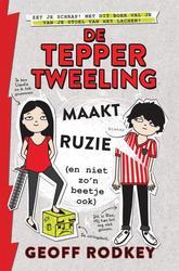 De Tepper-tweeling maakt...