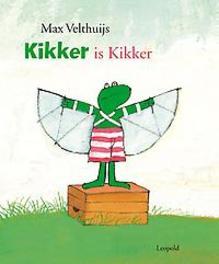 Kikker is Kikker Velthuijs, Max, Hardcover