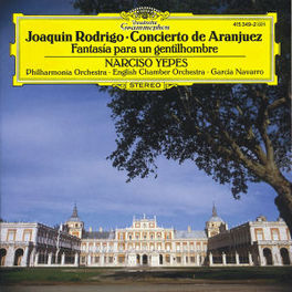 CONC.ARANJUEZ/FANTASIA YEPES/PO/NAVARRO Audio CD, J. RODRIGO, CD